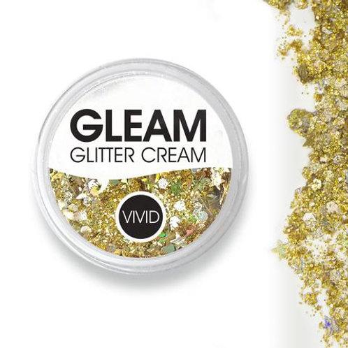 Gold Dust - Gleam Chunky Glitter Cream