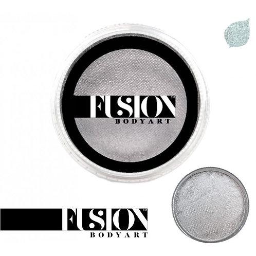 FUSION Pearl Metallic Silver