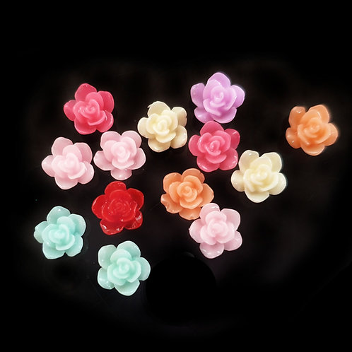 Flowers 55 - 8mm (50pcs)