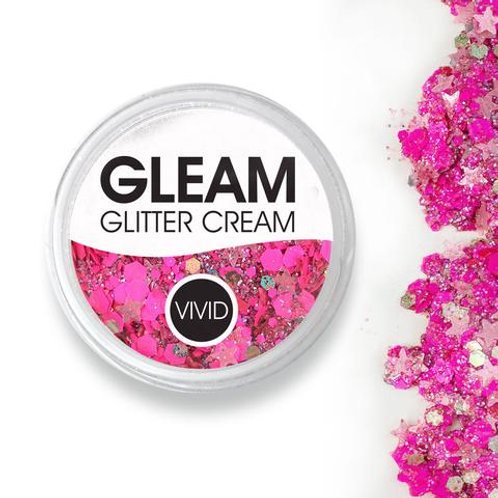 Watermelon - Gleam Chunky Glitter Cream (Supports Healing Smiles Foundation)