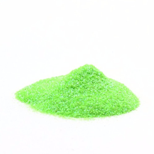 Electric Lime - Iridescent Fine Glitter