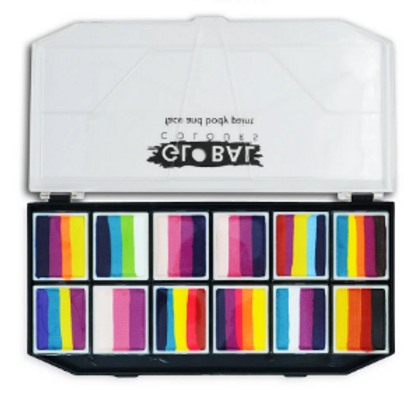 Global Colours Palette - CELEBRATION