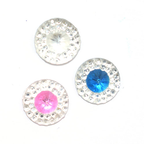 Crystal Round - 10m (20pcs)