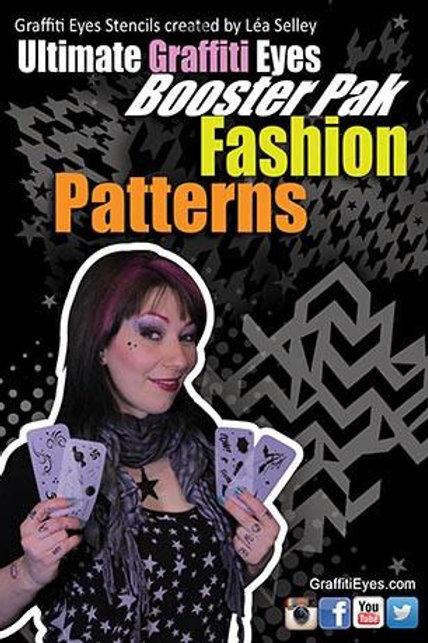 Fashion Patterns Booster Stencils