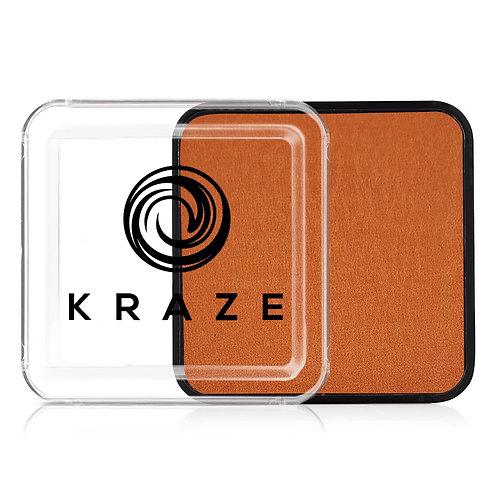 Kraze Metallic Square - Orange