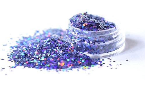 1mm Purple Holographic