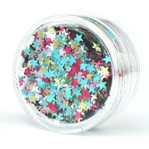 3mm Multi-Mix Stars