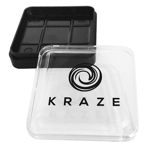 KRAZE Black Square Container