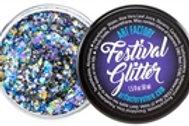 Festival Glitter - Peacock