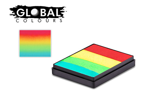 Global Rainbow Cake Vegas - 50g
