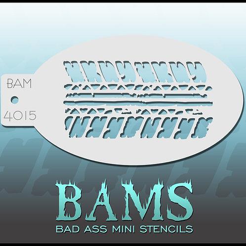BAM 4015