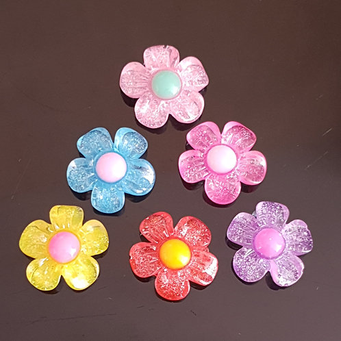 Flowers 17 - 20mm (10pcs)