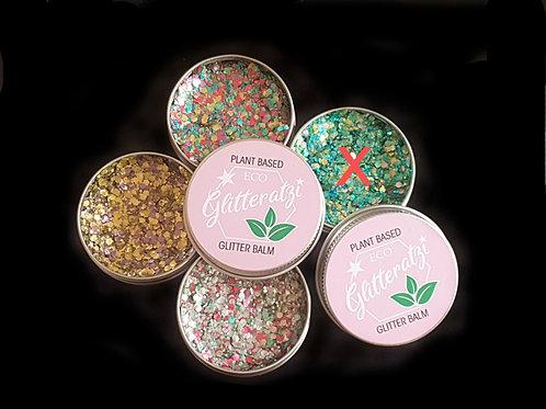Glitteratzi Eco Glitter Balm - Sir David (20g)