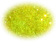 Electric Yellow Liquid Bling