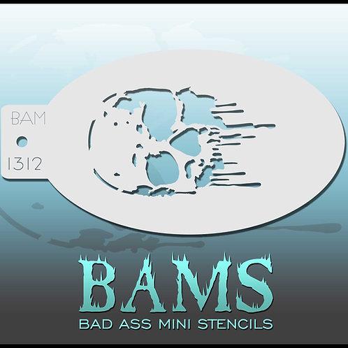 BAM 1312 (Dripping Skull)