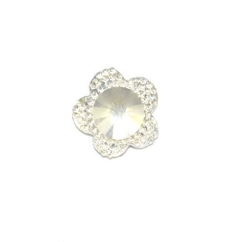 Crystal Flower - 20mm (20pcs)