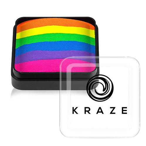 Kraze Dome Cakes - Neon Rave