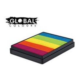 Global Rainbow Cake New Delhi - 50g