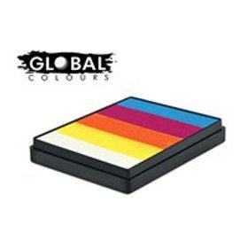 Global Rainbow Cake Maui - 50g