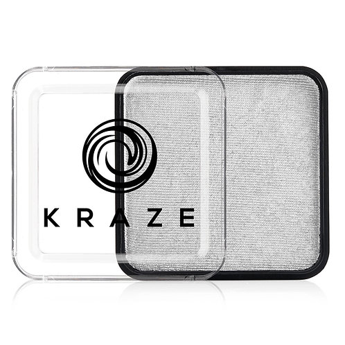 Kraze Metallic Square - Silver