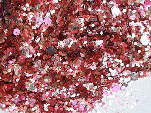 Bio Sparkle Festival Glitter Blend - Pink Princess
