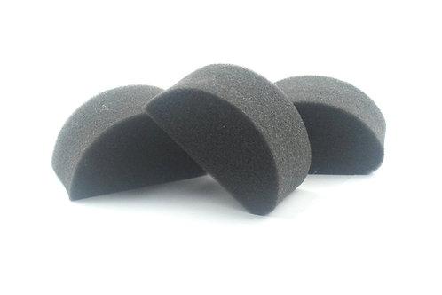 2Meenie Black Sponges (6 &12 pk) .w