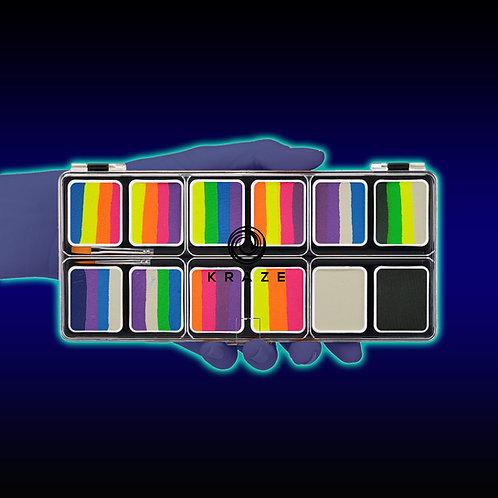 Kraze Neon Palette - Neon Pop (12 X 6 GM)