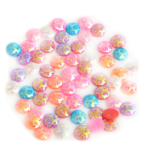 Neon Rounds - 12mm (40pcs)