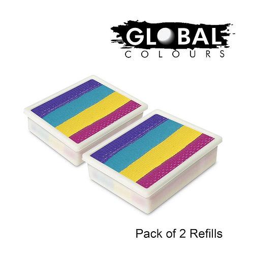 Global 10g Refills (2x) Ibiza