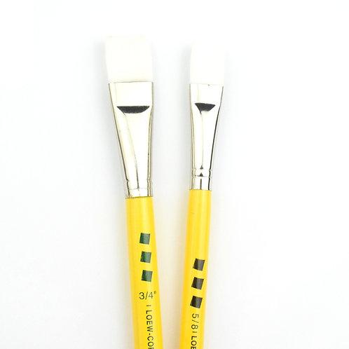 LC Flat White Nylon - 5610