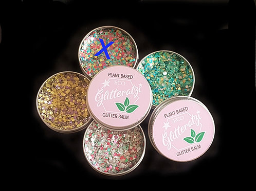Glitteratzi Eco Glitter Balm - Starman (20g)