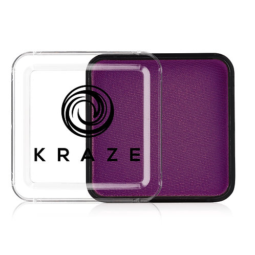 Kraze Metallic Square - Deep Purple