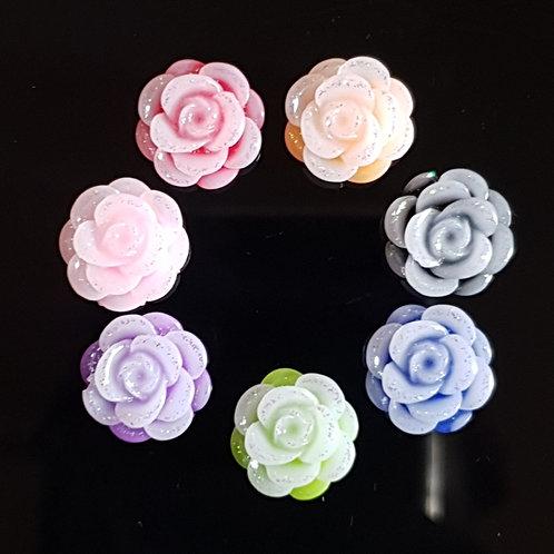 Flowers 25 - 15mm (20pcs)
