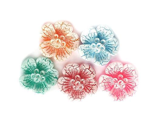 Flowers 35 - 20mm (20pcs)