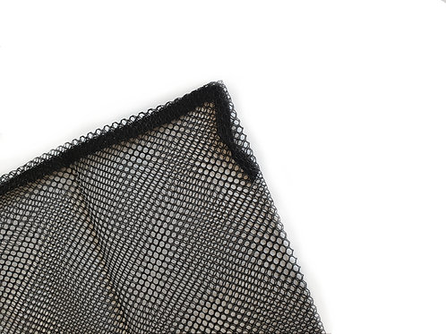 Black Net Sponge Bag