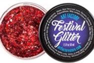 Festival Glitter - Cherry Bomb