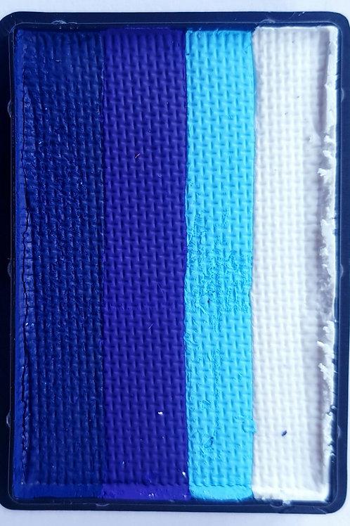 Colorblock Purple sea - 50g