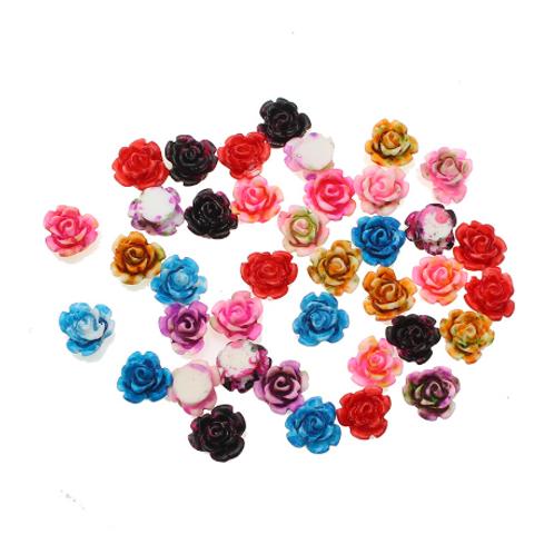 Flowers 60 - 10mm (25 pcs)
