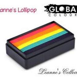 Global Fun Stroke Leanne's Lollipop - 30g
