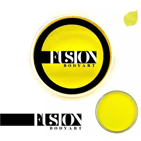 FUSION Bright Yellow