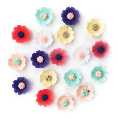 Flowers 6 - 10mm (20pcs)