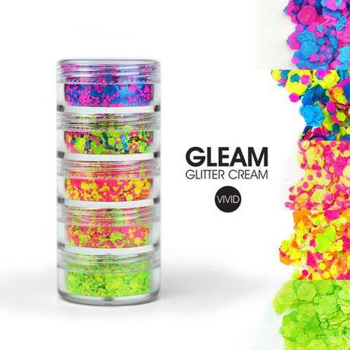 Galactic Gleam Chunky Glitter Stack
