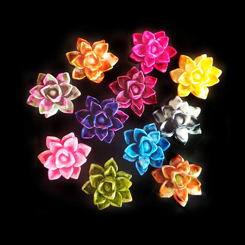 Flowers 53 - 15mm (25pcs)
