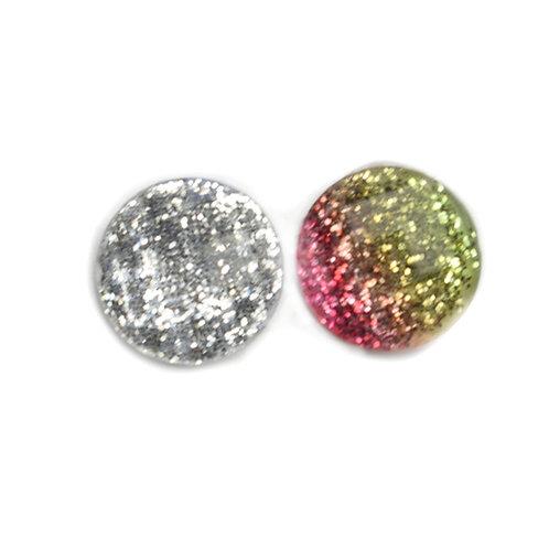 Glitter Dots 10mm - 20pcs