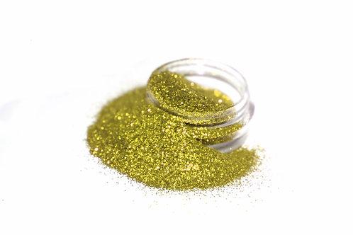 Yellow Gold Fine Glitter