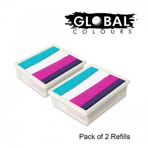 Global 10g Refills (2x) Bavaria