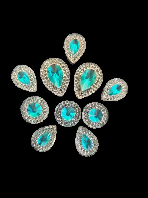 Frozen Crystal Pieces(20pcs)