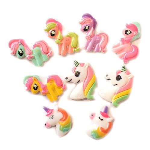 Unicorns - 10pcs