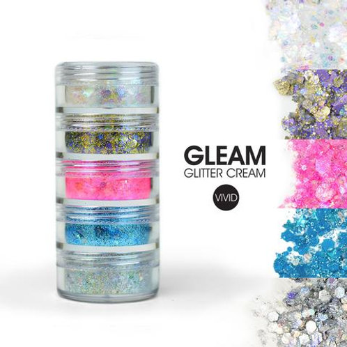 Purity Gleam Chunky Glitter Stack