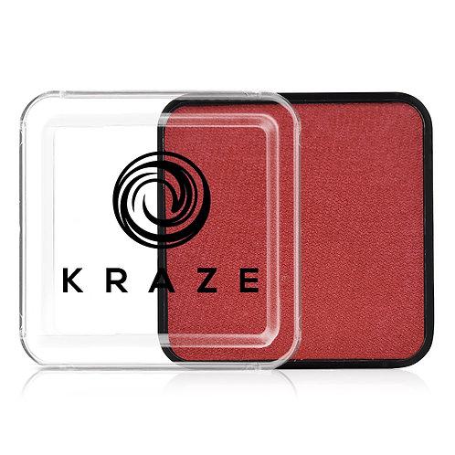 Kraze Metallic Square - Red